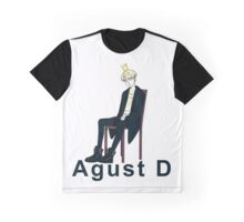 Agust D  Graphic T-Shirt