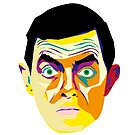 Mr Bean by 2piu2design