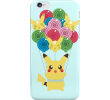 Flying Pika iPhone Case/Skin