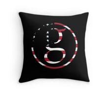 Anye Garth Brooks Legend Returns World Tour Logo T-shirts For Men's Throw Pillow