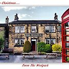 Merry Christmas - From The Woolpack by Sandra Cockayne