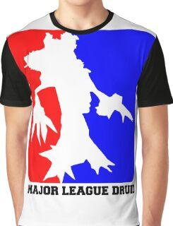 Major League Druid: Resto Graphic T-Shirt