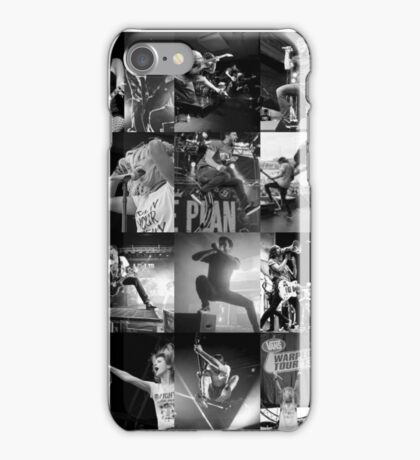Punk Goes Collage iPhone Case/Skin