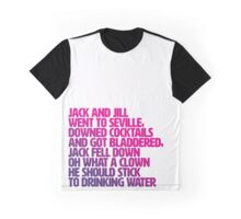 Jack the Drunk Graphic T-Shirt