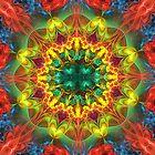 mobius nebula flower by LoreLeft27
