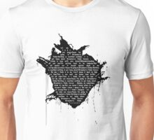 Strawberry Fields Forever (with lyrics) Unisex T-Shirt