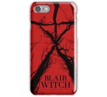 Blair Witch the movie iPhone Case/Skin