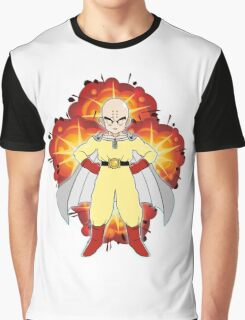 One Punch Man (Krillin) Graphic T-Shirt