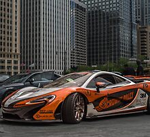 Mclaren P1 by Michael Gatch