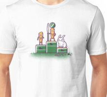 Carrot competition  Unisex T-Shirt