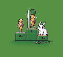 Carrot competition  by Randyotter