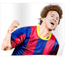 CREATING !! LEO MESSI Poster