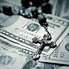 Politics Religion and Money - 2 by Trish Mistric