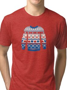 Cozy sweater Tri-blend T-Shirt