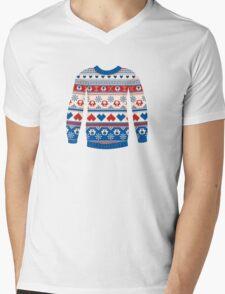 Cozy sweater Mens V-Neck T-Shirt