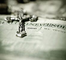God Over Money by Trish Mistric