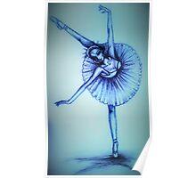 ballerina magic Poster