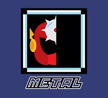 Robot Master - Metal Unisex T-Shirt