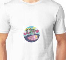 Universe journey of Marceiline and Princess Bubblegum Unisex T-Shirt