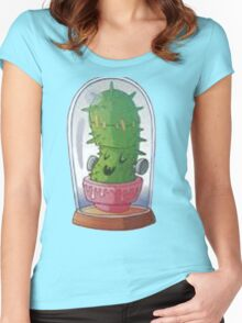 Cactusfranck Women's Fitted Scoop T-Shirt