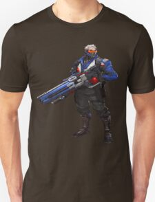 Overwatch Soldier 76  Unisex T-Shirt