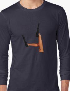 Scuba Diving Flippers! Long Sleeve T-Shirt
