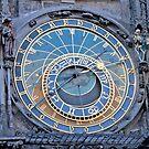 Prague Astronomical Clock by phil decocco