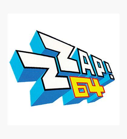 ZZAp64! Photographic Print