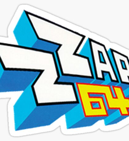 ZZAp64! Sticker