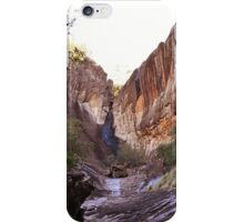 Waa Gorge iPhone Case/Skin