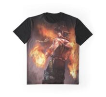 one piece ace t-shirt Graphic T-Shirt