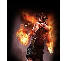 one piece ace t-shirt Photographic Print