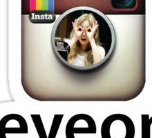 Taeyeon(taengstagram) Sticker