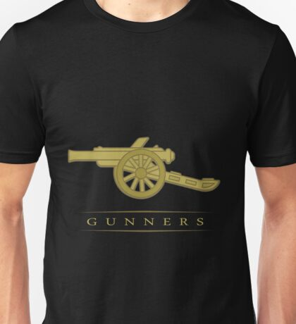 Gunners arsenal Unisex T-Shirt
