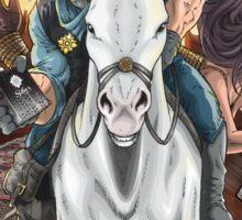 SheVibe Presents Sliquid Silver - The Studio Collection - Cover Art Sticker
