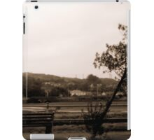 The Leaning Tree of Hayle iPad Case/Skin