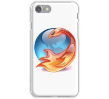 FIREFOX FAN iPhone Case/Skin