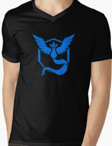 Pokemon Team Mystic Mens V-Neck T-Shirt