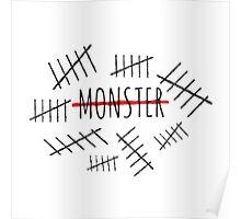 Monster Poster