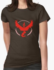 Pokemon Team Valor Womens Fitted T-Shirt