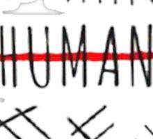 Human Sticker