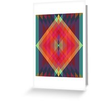 Geometric#30 Greeting Card