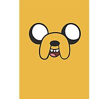 Jake from Adventure Time Photographic Print