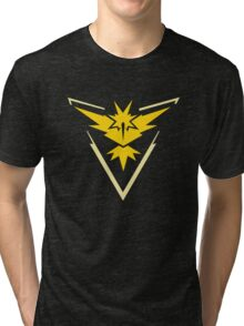Pokemon Team Instinct Tri-blend T-Shirt
