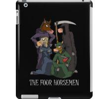 The Four Horsemen iPad Case/Skin