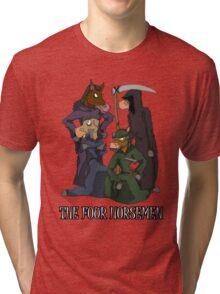 The Four Horsemen Tri-blend T-Shirt