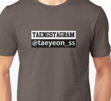 Snsd Taeyeon(taengstagram) Unisex T-Shirt