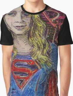 Girl of Steel Graphic T-Shirt