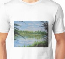 Summer By The River Unisex T-Shirt