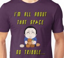 No Tribble... Unisex T-Shirt